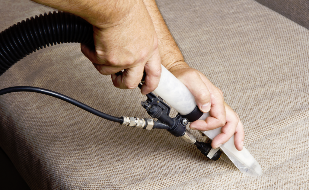 Northern VAs Best Upholstery Cleaning Service Absolute Carpet - Sofa upholstery cleaning