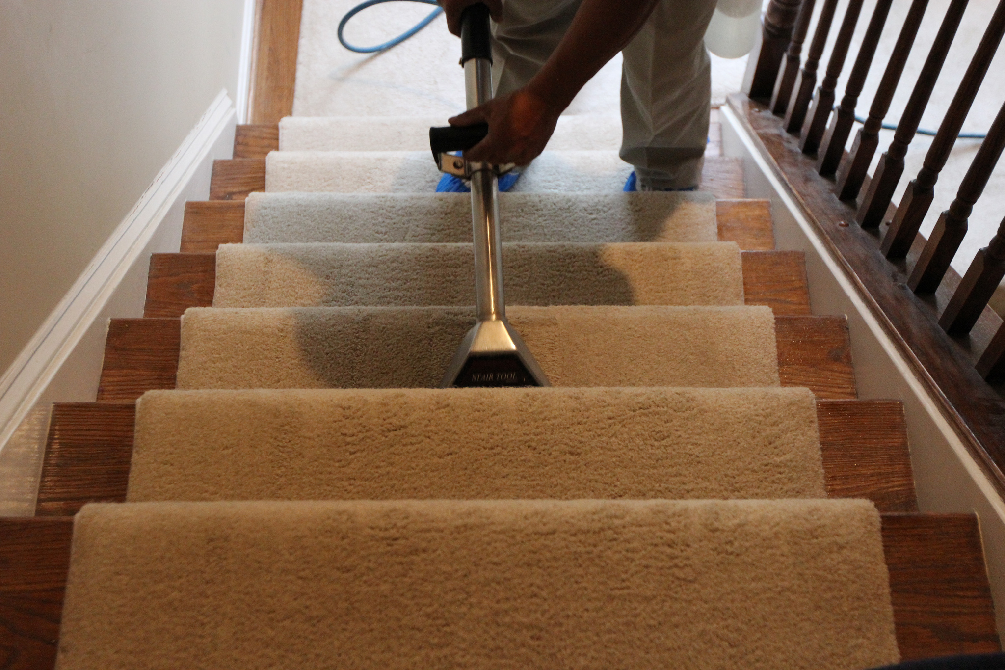 Cleaning Carpets On Stairs Commercial Carpet